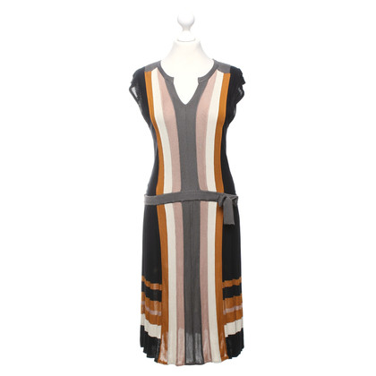 Hoss Intropia jurk Stripe