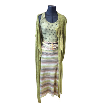 Missoni Coat, Top & Rock