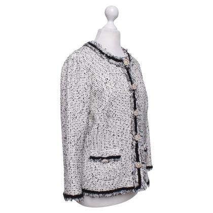 Other Designer Luisa Spagnoli - blazer with brooches