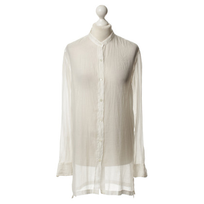 Dries van Noten Bluse in Weiß