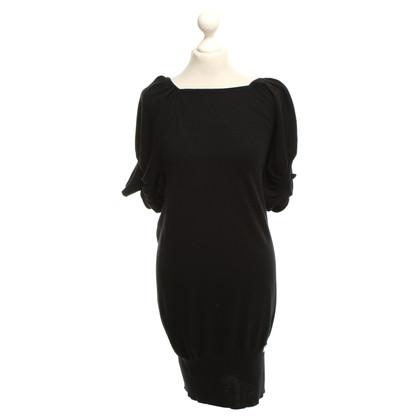 Iceberg Dress in black