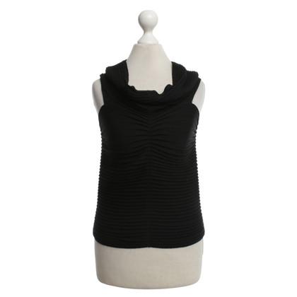 Armani Collezioni T-Shirt in black