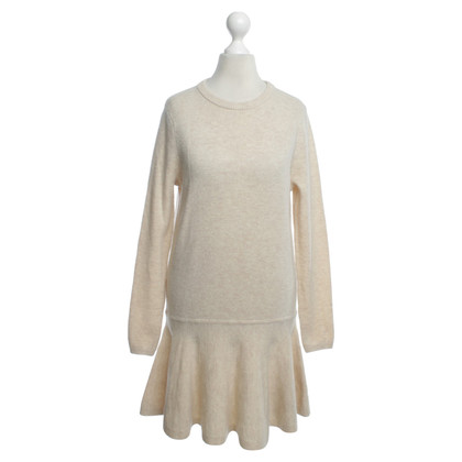 Ganni Dress in beige