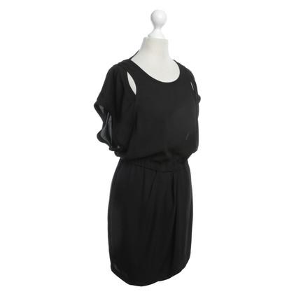 Iro Dress in black