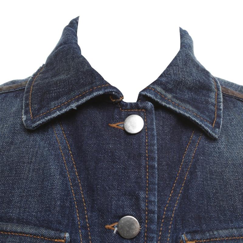 Prada jeans jacke