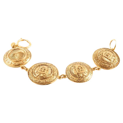 Chanel Gold-colored bracelet