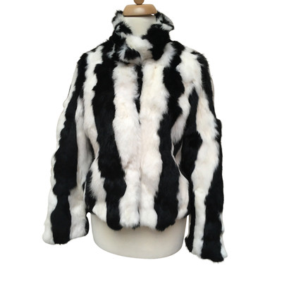Max Mara fur jacket