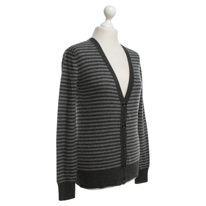 Thomas Burberry Strickjacke mit Muster