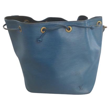 Louis Vuitton Noe Epi Blue