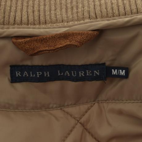 Lauren Steppung mit Ralph Muster Bunt Weste Ralph Lauren qwER44