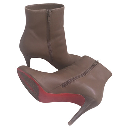 "Christian Louboutin Ankle boots ""Bello 85 Calf"""