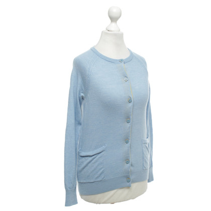 Marc by Marc Jacobs Cardigan mit Merinowolle
