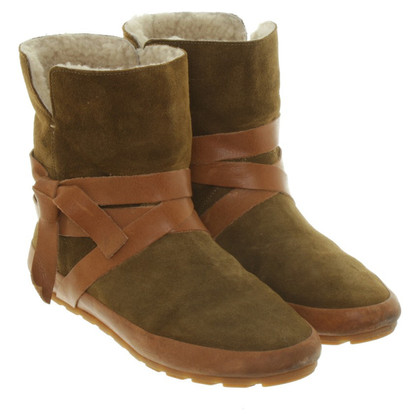 Isabel Marant Etoile Boots in Bicolor