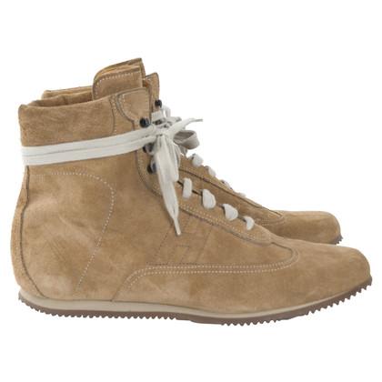 Hermès Suède sneakers