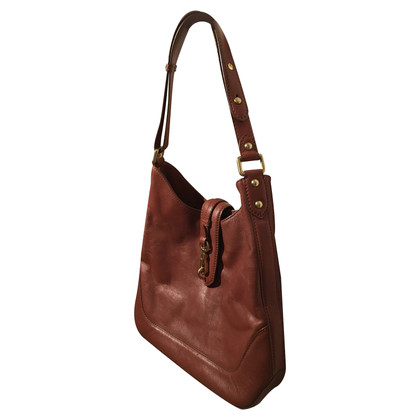 Marc by Marc Jacobs Handtasche in Cognac