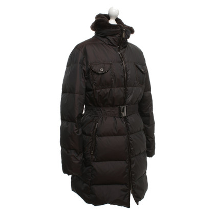 Other Designer Blue Les Copains - winter coat in brown