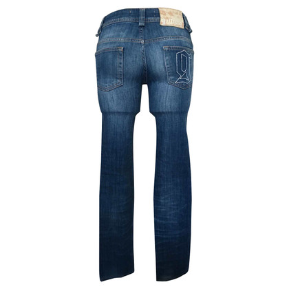 John Galliano Straight Jeans.