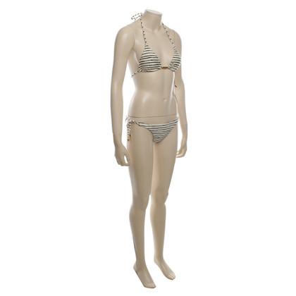ViX Paula Hermanny Bikini Zebra look