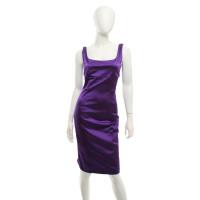 Diane von Furstenberg Violet colored dress