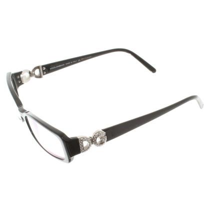 Dolce & Gabbana Les lunettes de lecture en noir