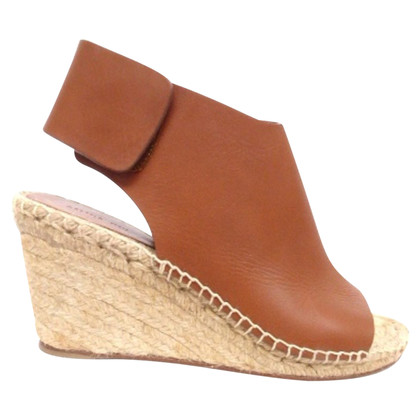 Céline Wedges made of leather