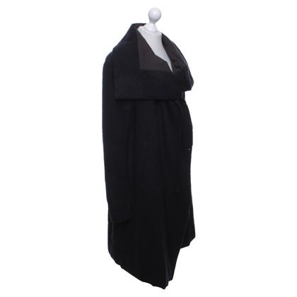 Rick Owens Cappotto in nero