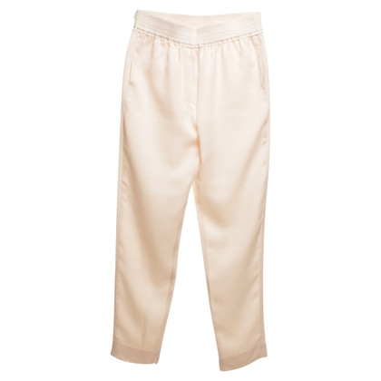 Phillip Lim Silk broek in Rosé