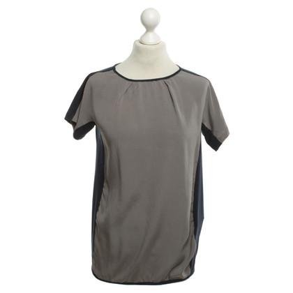 Fabiana Filippi Top in Bicolor