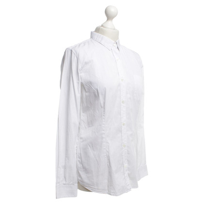 Golden Goose Gestreepte blouse in Bicolor
