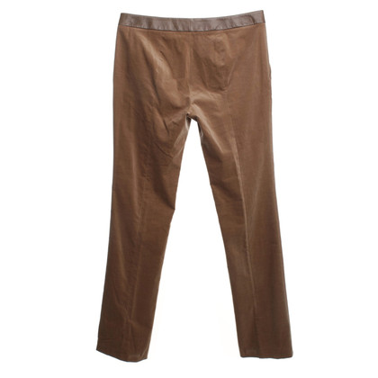 Gucci Pantaloni a Brown
