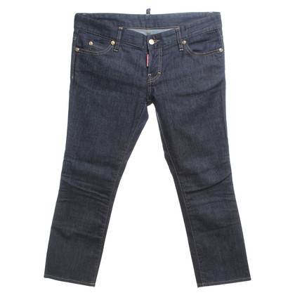 Dsquared2 Jeans in donkerblauw