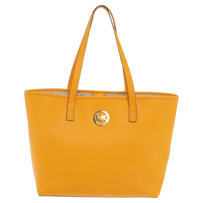 Michael Kors Shoppers in Orange
