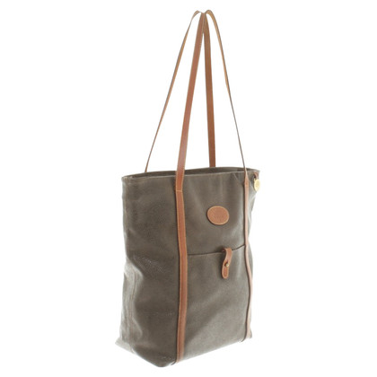 Mulberry olive shopper