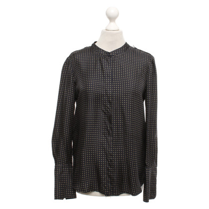 Strenesse Silk blouse with pattern