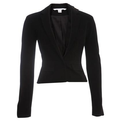 Diane von Furstenberg corta giacca