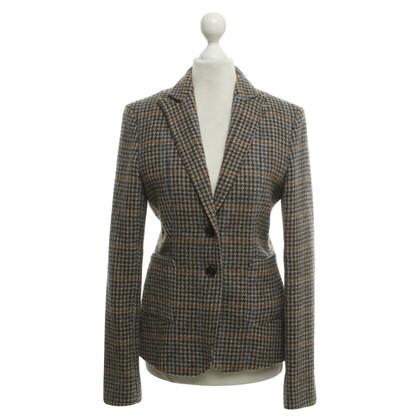 René Lezard Houndstooth blazer pattern