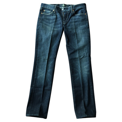 7 For All Mankind Jeans jambe droite