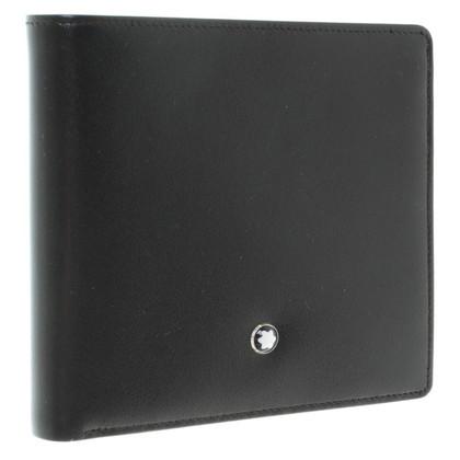 Mont Blanc Wallet in Black