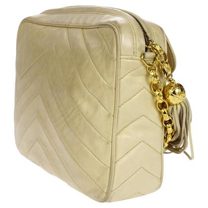 """Chanel """"Camera Bag"""" beige"""