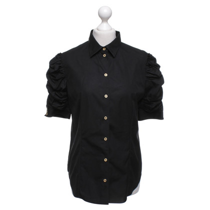 Yves Saint Laurent Camicia in nero
