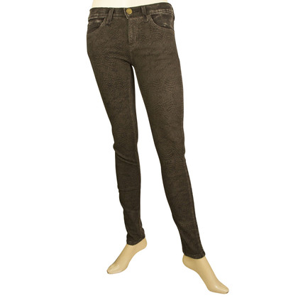 Current Elliott Schwarz Skiny Hose