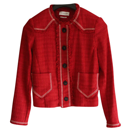 Isabel Marant Etoile Blazer in rosso