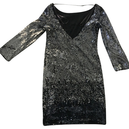 Patrizia Pepe Pailletten jurk