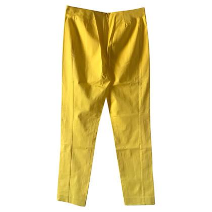 Philosophy di Alberta Ferretti Pantalon en jaune