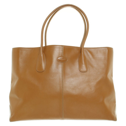 Tod's Borsa a mano in color ocra
