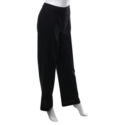 St. Emile trousers in black
