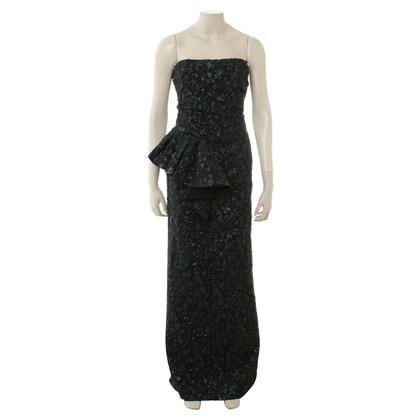 Moschino Bustier-Kleid in Grün
