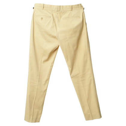 Ralph Lauren Cotton Trousers in beige