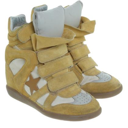 Isabel Marant Etoile Cunei di sneaker