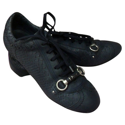Christian Dior Lace-up shoes in blue